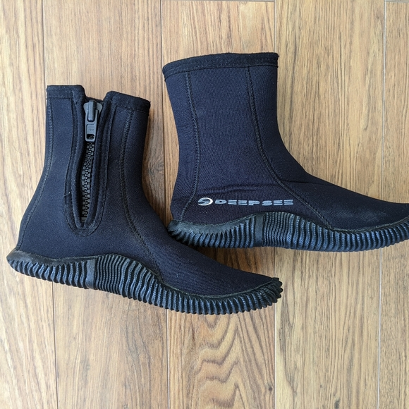 Deep See Dive boot Water shoe Men Size 9 / W 11